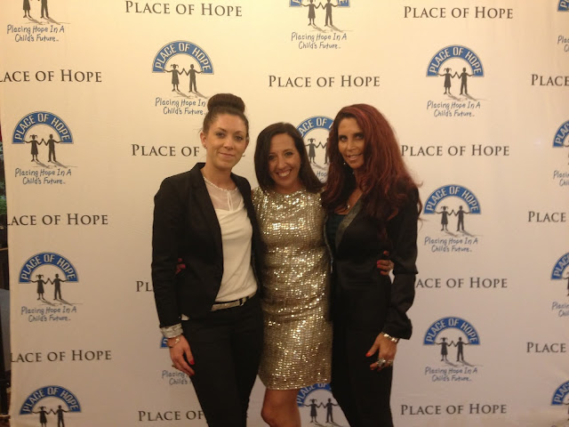 Terry Vogel, Lisa Rivera, Place of Hope