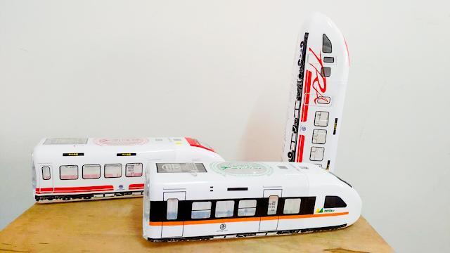 創意火車造型水