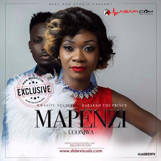 Mwasiti Ft. Baraka Da Prince - Mapenzi Ugonjwa Audio