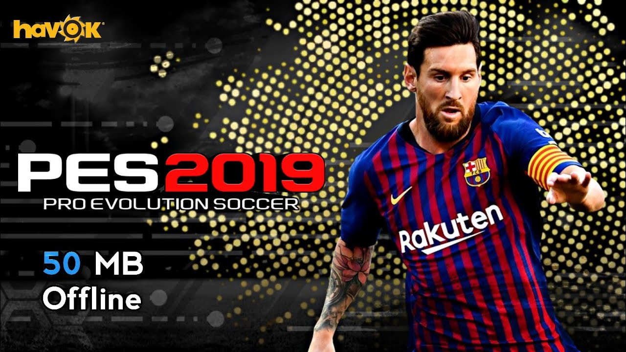 ✨ Download pes 2019 android offline | PES 2019 PRO EVOLUTION SOCCER