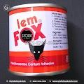 TERPERCAYA!!! Distributor Lem Fox Jakarta | +62 852-2765-5050