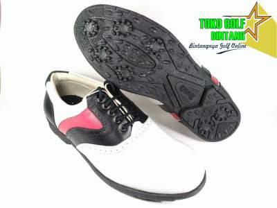 Sepatu GOLF kami sudah banyak digunakan di PADANG GOLF dari berbagai daerah di  Indonesia. antara lain di Surabaya a77a2d7628