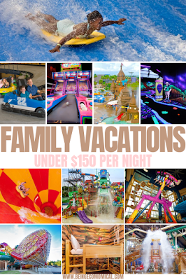 family vacation destinations