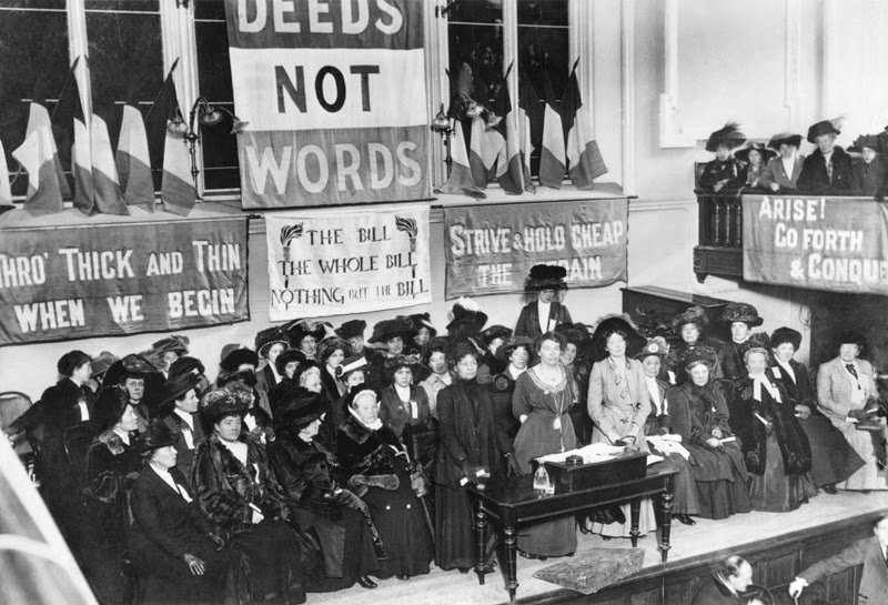 womens suffragist a non violent protest Learn about now's involvement in protests and mass actions and why these are  so  the suffragist example women of color early leaders second wave's  early  was marred by violence, but also increased the integration of the  movement  now did not organize another major march on women's rights until  the east.
