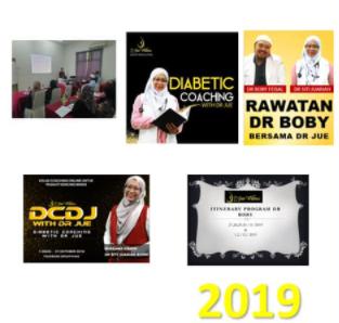 Program Titan Summit 2021 membongkar rahsia kejayaan 100 usahawan - Dr Siti Juariah binti Kusni