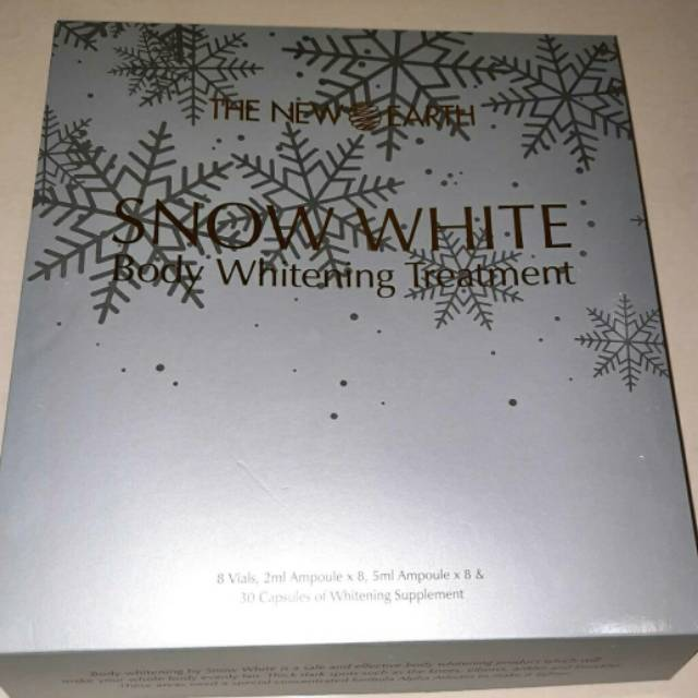 Snow white body whitening treatment Infus