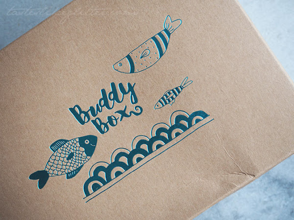 Buddy Box - Self-Care Isn't Sel-Fish.