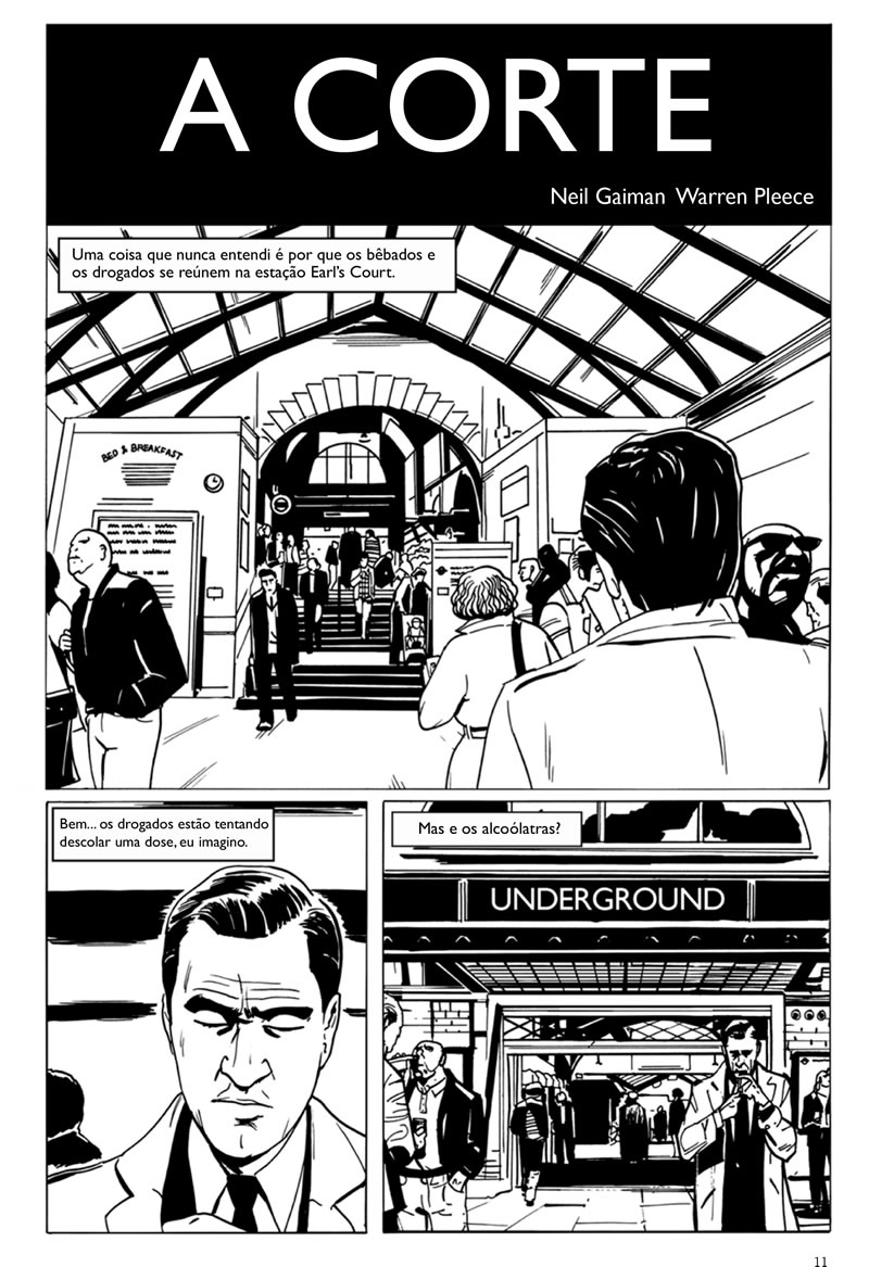 A VIDA SECRETA DE LONDRES - MUNDO HYPE