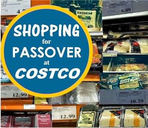 Daily Cheapskate: Shopping for Passover at Costco 2017
