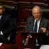 LUIS GALARRETA DECLARÓ QUE PPK DEBE RECIBIR A LA COMISIÓN DE LAVA JATO LA SEMANA ENTRANTE