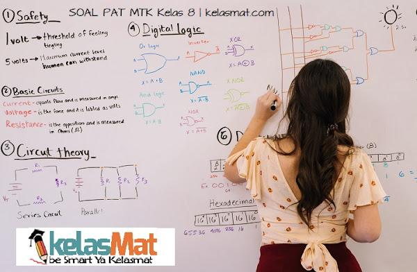 Soal PAT Matematika Kelas 8