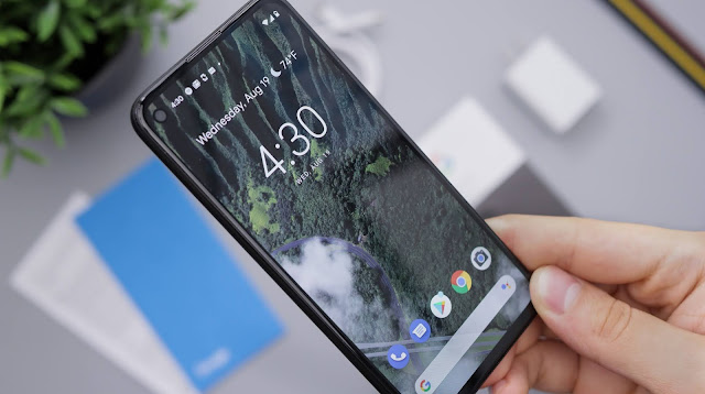 Google has released a Pixel 4a vs. Pixel 4a 5G contrast video, which is a little late.