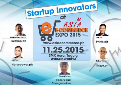 Innovators, Asia Ecommerce, Expo 2015