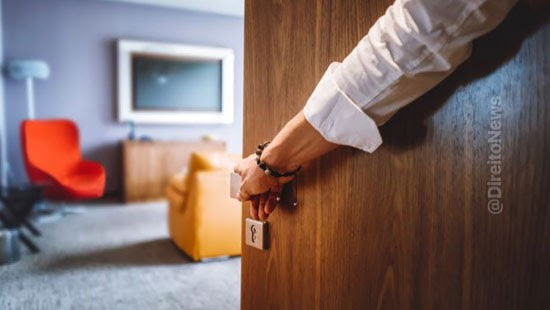 locacao airbnb residencial vedada condominio tj