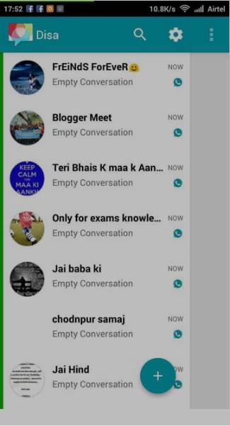 Begini Cara Menggunakan 2 Akun WhatsApp Di Satu Ponsel Dengan Applikasi Disa  5