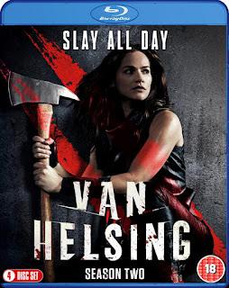 Van Helsing – Temporada 2 [4xBD25] *Subtitulada