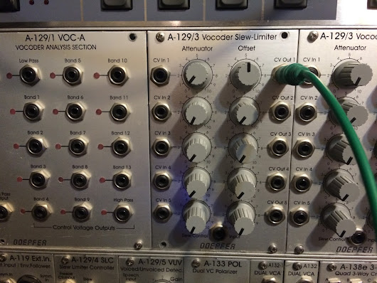 Modular Patch - Random Addressed Fixed Voltage Sequencer