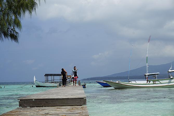 Pulau Sintok Karimunjawa