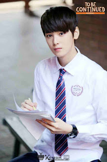 Photo Baru Cha Eun Woo ASTRO