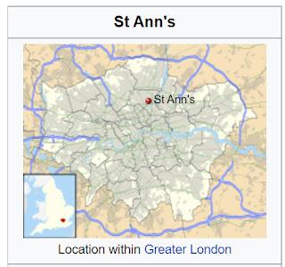 23A: (St.) ANNS
