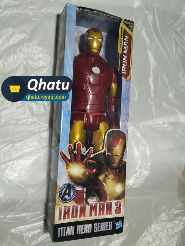 (Bs. 105) Figura de Iron Man 3: Classic Series