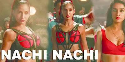nachi nachi lyrics  in english street dancer 3d