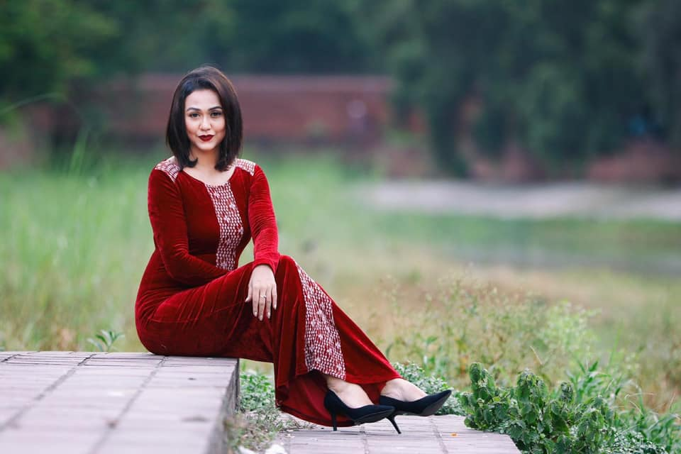 Airin Sultana - Bangladeshi Model & Actress 2
