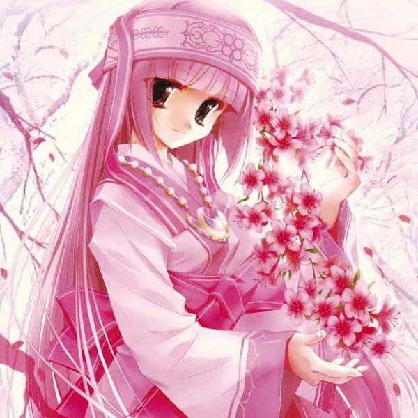Anime Pink Aesthetic
