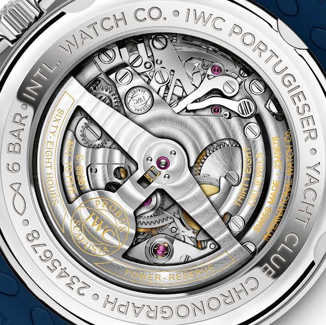 IWC Calibre 89361