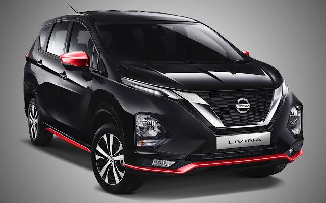 Novo Nissan Livina Sporty 2021