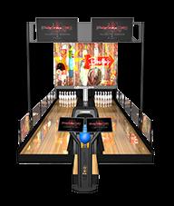 Mini Bowling, Rollerball Bowling