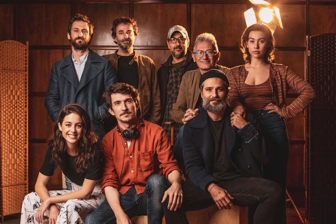 Netflix inicia as gravações da série 'Santo' na Espanha