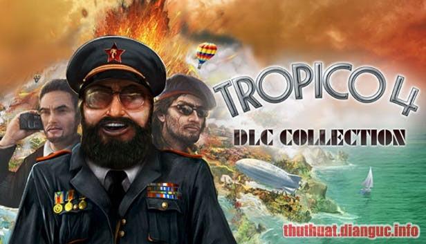 Download Game Tropico 4 Collectors Bundle MULTi7 Full Crack