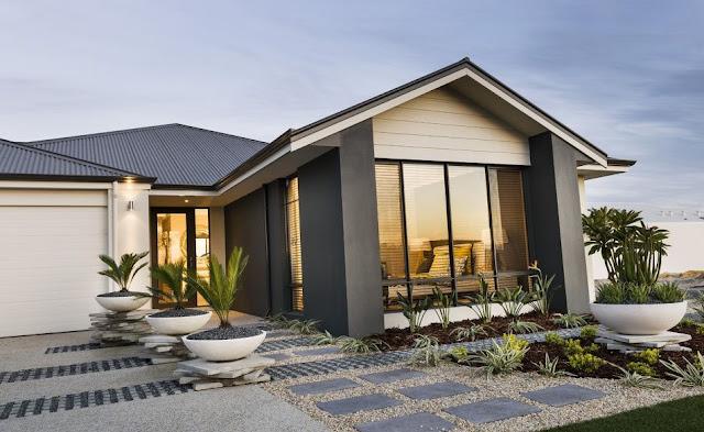 Bungalow Modern House
