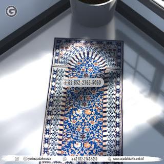 Sajadah Motif Batik, Sajadah Batik, +62 852-2765-5050