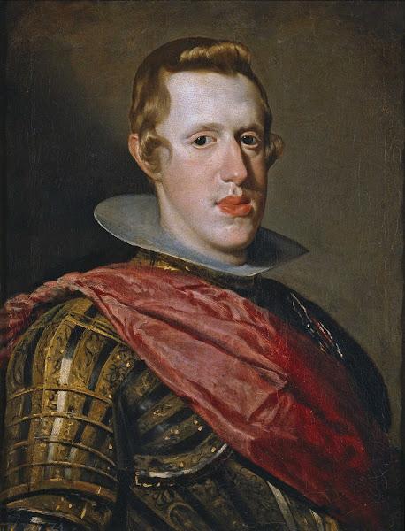 Диего Веласкес - Портрет Филиппа IV (1626 - 1628)