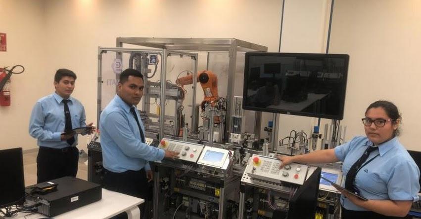 Conoce las carreras técnicas del SENATI más demandadas por estudiantes