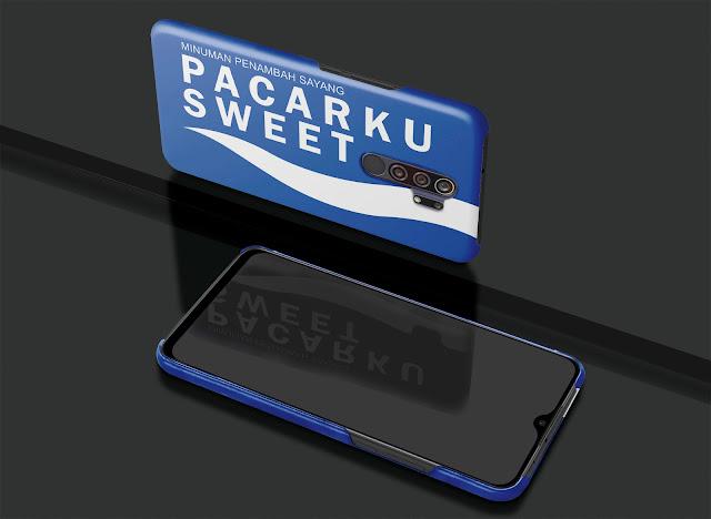 Mockup Case 3D Xiaomi Redmi 9