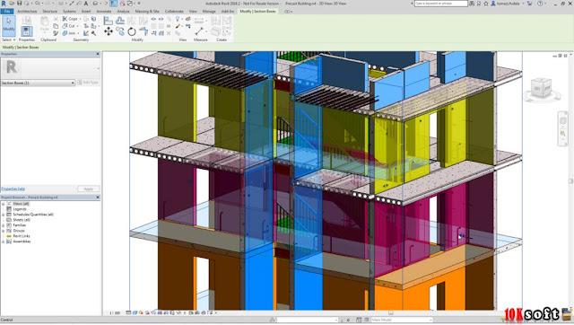 Autodesk Revit Live 2018 offline installer Free Download