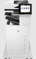 Télécharger Hp Color LaserJet Enterprise MFP M631z Pilote Imprimante