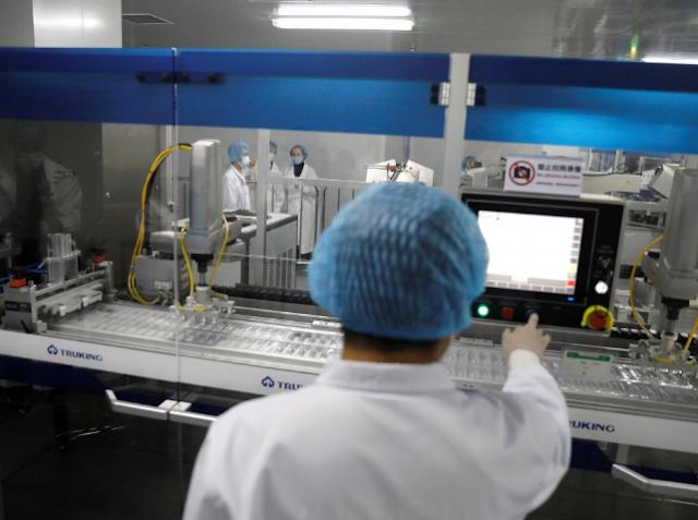 China aprueba su tercera vacuna contra el coronavirus