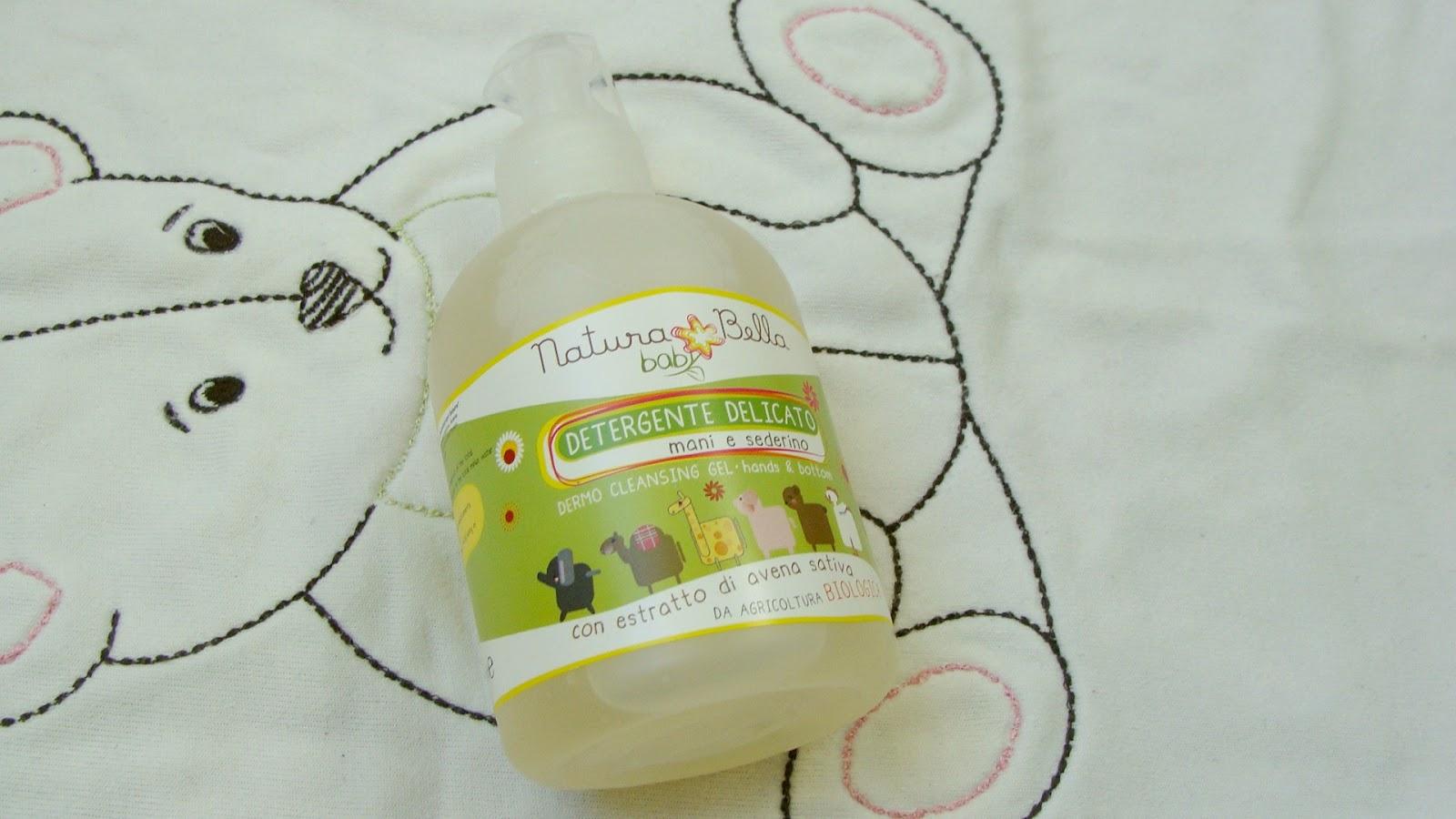 Antybakteryjne mydło dla dzieci