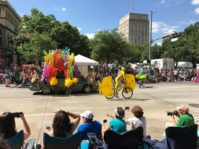 Art Car Parade 2017| Axiom Creative Energy