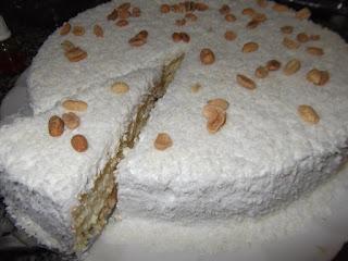 Receita de bolo recheado de colo