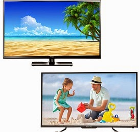 Min Rs.9000 Off on 40″ & 42″ LED TV (Philips, VU, LG, Intex) starts Rs.19990 Only(Limited Period Offer)