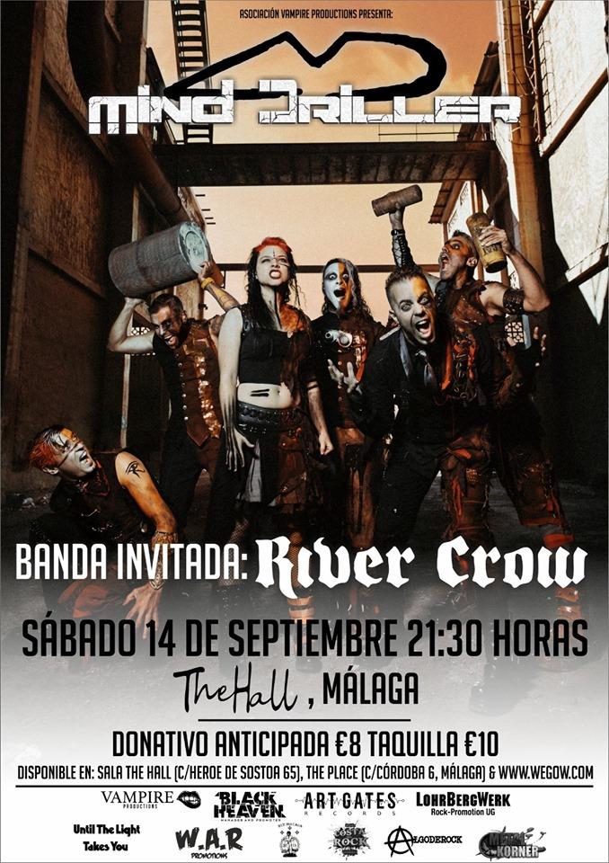 Mind Driller Tour Málaga