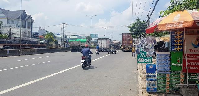 Bán lỗ Đất mặt tiền quốc lộ 51, ngay UBND xã Long An, Long THành, Đồng Nai ,mặt tiền đường 8 làn xe