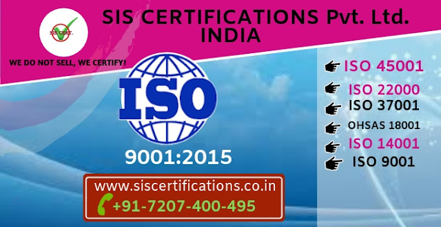 ISO 9001 Certification Quality Management System ( Q|\/|$)