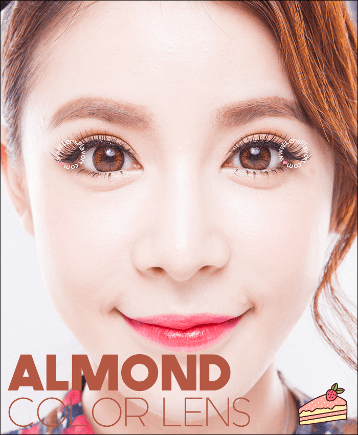 Venus Eye Almond - Circle Lenses & Colored Contacts