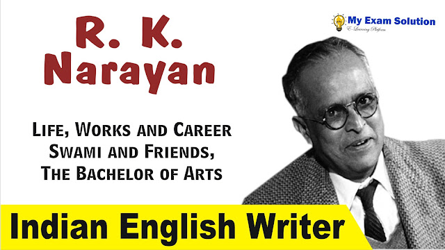 rk narayan, r.k. narayan biography, about r. k. narayan , Indian Writer
